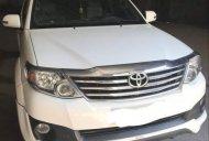 Bán xe Toyota Fortuner 2015, màu trắng, số tự động giá 890 triệu tại Hậu Giang