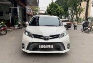 Bán xe Toyota Sienna đời 2018, màu trắng, nhập khẩu nguyên chiếc giá 4 tỷ 300 tr tại Hà Nội