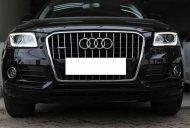 Audi Q5 2.0 TFSI màu đen/ nâu, sản xuất cuối 2016, nhập khẩu, đăng ký 2017, biển Hà Nội giá 1 tỷ 720 tr tại Hà Nội