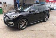 Bán gấp Hyundai Santa Fe đời 2016, màu đen, xe nhập  giá 960 triệu tại Lạng Sơn