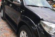 Bán Toyota Fortuner V đời 2009, màu đen, số tự động giá 492 triệu tại Tp.HCM