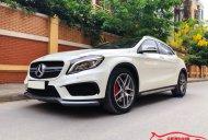Bán Mercedes 45 AMG model 2017 màu trắng, nhập khẩu nguyên chiếc, cần số vuông giá 1 tỷ 750 tr tại Hà Nội
