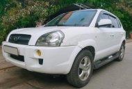 Bán xe Hyundai Tucson đời 2006, màu trắng, xe nhập số sàn giá 295 triệu tại Đà Nẵng