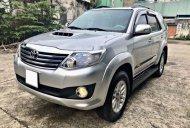 Cần bán Toyota Fortuner đời 2014, màu bạc giá 820 triệu tại Bình Thuận