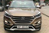 Cần bán xe Hyundai Tucson Full máy dầu đời 2017, màu nâu giá 890 triệu tại Hà Nội