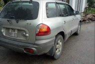 Bán Hyundai Santa Fe đời 2004, màu bạc, nhập khẩu, giá tốt giá 245 triệu tại Thái Bình