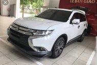 Bán Mitsubishi Outlander 2.0 sản xuất năm 2016, màu trắng, nhập khẩu Nhật Bản, còn rất mới giá 818 triệu tại Tp.HCM