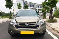 Cần bán xe Honda CRV 2010 AT bản 2.4, full màu vàng cát giá 515 triệu tại Tp.HCM