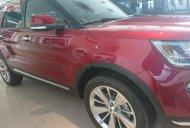 Bán ô tô Ford Explorer Limited 2.3L EcoBoost 2018, màu đỏ, xe nhập giá 2 tỷ 268 tr tại Tp.HCM