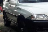 Cần bán lại xe Ssangyong Musso năm sản xuất 2003, màu trắng, xe nhập còn mới, giá chỉ 145 triệu giá 145 triệu tại Đắk Lắk