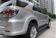 Bán Toyota Fortuner năm 2015, màu bạc   giá 795 triệu tại Hà Nội