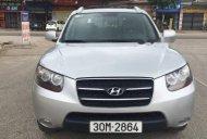 Cần bán lại xe Hyundai Santa Fe đời 2008, màu bạc, nhập khẩu nguyên chiếc số tự động, 515 triệu giá 515 triệu tại Hà Nội