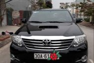 Bán xe Toyota Fortuner số sàn, máy dầu, sản xuất 2015, màu đen, đi 4.5 vạn giá 856 triệu tại Hà Nội