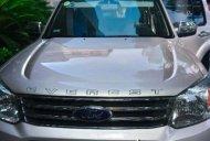 Bán Ford Everest 2.5 MT năm sản xuất 2015, màu bạc giá 668 triệu tại Hà Nội
