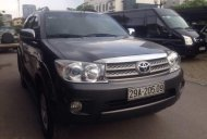 Bán xe Toyota Fortuner năm 2011, màu đen giá 665 triệu tại Hà Nội