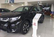 Bán Honda CR V đời 2019, màu đen, nhập khẩu, mới 100% giá 1 tỷ 93 tr tại Hà Nội
