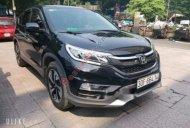 Bán gấp Honda CR V 2.4AT 2015, màu đen, xe còn mới giá 870 triệu tại Hà Nội