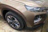 Bán Hyundai Santa Fe Premium 2.2L HTRAC đời 2019, màu vàng giá 1 tỷ 245 tr tại Tp.HCM