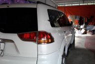 Cần bán gấp Mitsubishi Pajero Sport D 4x4 MT sản xuất 2013, màu bạc giá 585 triệu tại Hà Nội