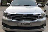 Cần bán Toyota Fortuner V đời 2013, màu bạc số tự động giá 685 triệu tại Tp.HCM