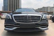 Bán Mercedes Maybach S450 màu đen, nội thất kem, xe sản xuất 2017, đăng ký 2018, xe siêu đẹp giá 6 tỷ 880 tr tại Hà Nội