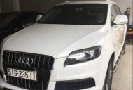 Bán Audi Q7 năm sản xuất 2007, màu trắng, đi 84000km giá 630 triệu tại Tp.HCM