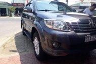 Bán lại xe Toyota Fortuner G sản xuất năm 2012, màu xám số sàn giá 747 triệu tại Phú Yên
