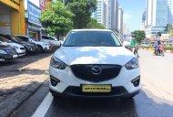 Bán xe Mazda CX 5 2.0 sản xuất năm 2015, màu trắng chính chủ giá 735 triệu tại Hà Nội