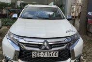 Công ty thanh lý xe Mitsubishi Pajero Sport 3.0L AT năm 2016, màu trắng giá 1 tỷ 89 tr tại Hà Nội