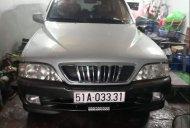 Bán Ssangyong Musso đời 2003, màu bạc, xe nhập  giá 148 triệu tại Tp.HCM