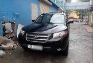 Bán Hyundai Santa Fe 2006, màu đen, nhập khẩu   giá 436 triệu tại Hưng Yên