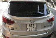 Cần bán lại xe Hyundai Tucson sản xuất năm 2011, màu bạc, xe nhập  giá 530 triệu tại Bình Dương