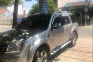 Bán Ford Everest năm sản xuất 2010, màu bạc, nhập khẩu số tự động giá 485 triệu tại Khánh Hòa