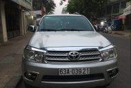 Bán xe Toyota Fortuner sản xuất năm 2011, màu bạc giá 640 triệu tại Vĩnh Long