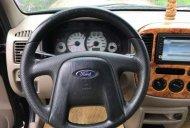 Bán Ford Escape 2004, màu đen số sàn giá cạnh tranh giá 220 triệu tại Phú Thọ