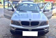 Cần tiền bán siêu phẩm BMW X5, sx 2004, ĐK 2007, màu bạc giá 365 triệu tại Tp.HCM