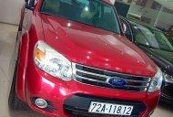 Cần bán Ford Everest đời 2014 2.5 AT máy dầu, Odo 70.000 km, xe màu đỏ rực rỡ cùng hè khoe sắc giá 620 triệu tại Tp.HCM
