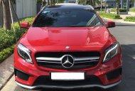 Bán Mercedes GLA 45 AMG 4 Matic màu đỏ, sản xuất cuối 2015, biển Hà Nội giá 1 tỷ 410 tr tại Hà Nội