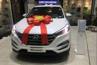 Cần bán xe Hyundai Tucson đời 2019, màu trắng, giá 760tr giá 760 triệu tại Tp.HCM