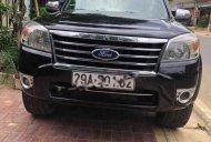 Cần bán lại xe Ford Everest 2.5L 4x2 MT 2011, màu đen  giá 540 triệu tại Hà Nội