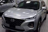Cần bán xe Hyundai Santa Fe đời 2019, màu bạc giá 1 tỷ 246 tr tại Tp.HCM