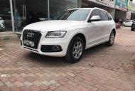 Bán xe Audi Q5 sản xuất 2013, màu trắng, xe đẹp bao test hãng giá 1 tỷ 250 tr tại Hà Nội