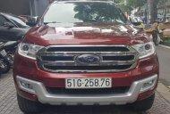 Bán Ford Everest 2.2L Titanium 2016, màu đỏ, xe nhập giá 1 tỷ 99 tr tại Tp.HCM