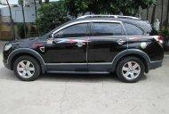 Bán Chevrolet Captiva LTZ 2.4 sản xuất 2007, màu đen số tự động giá 326 triệu tại Tp.HCM