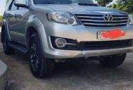 Bán Toyota Fortuner 2016 số sàn, màu bạc giá 800 triệu tại Tp.HCM