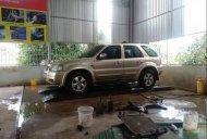 Bán xe Ford Escape đời 2003, màu vàng, xe nhập còn mới giá 300 triệu tại Bình Dương