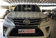 Bán xe Toyota Fortuner 2.7V AT 4x2 năm sản xuất 2017, màu trắng, nhập khẩu giá 1 tỷ 150 tr tại Tp.HCM
