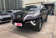 Bán Toyota Fortuner 4x2 AT sản xuất năm 2018, màu nâu, nhập khẩu giá 1 tỷ 190 tr tại Tp.HCM
