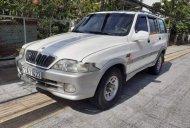 Bán Ssangyong Musso đời 2001, màu trắng, nhập khẩu nguyên chiếc, 120 triệu giá 120 triệu tại BR-Vũng Tàu