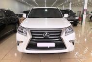 Bán Lexus GX460 Nhập Mỹ, màu trắng, sản xuất 2015, đăng ký 2017, bản full, xe siêu mới giá 3 tỷ 550 tr tại Hà Nội
